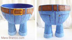 Jeans Bowl by Mara Branco Tutorial 3