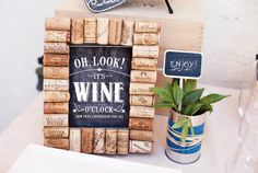 bridal shower themes Cork Board Ideas For Bedroom, Cork Board Projects, Diy Cork Board, Diy Projects, Wine Cork Frame, Wine And Cheese Party, Wine Bottle Art, Deco Originale, Thing 1
