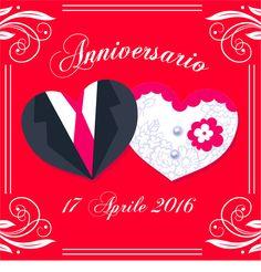 Stampa personalizzata di cialde per torte in ostia o pasta di zucchero - Anniversario - Matrimonio - Amore di 123cookle su Etsy