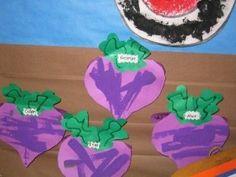 24 Best Vegetables Craft Idea Images Vegetable Crafts