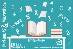 É importante ler e escrever bem e constantemente para facilicar a comunicação e o entendimento da linguagem matemática e assim melhor aprender.