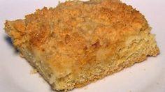 Ein Stück Apfelkuchen mit Streuseln © NDR