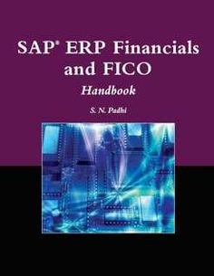 SAP ERP Financials and FICO Handbook. This up-to-date quick reference guide helps the reader through the most popular SAP module. It includes material on SAP ERP Financials, SAP FICO, and SAP R/3.