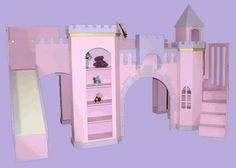 castle bed - Google Search