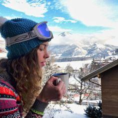 White winter and mountains of Austria #winter #mountains #ski #skiing #Austria #vacation #beactive #inspired