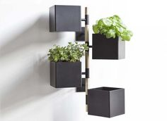 A useful container to be place near the door to collect all small items easy to be lost such as keys, glasses, phones. It is composed by revolving boxes around a vertical axis to be fixed to the wall to gather and protect all of your small personal belongings. Handcrafted in brass or varnished iron sheets. It look is contemporary yet evergreen.