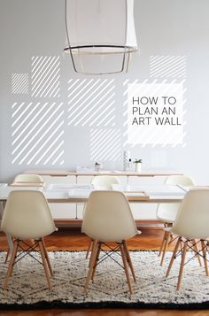 8 Easy Steps For Planning A Gallery Style Art Wall - The VERY BEST PLAN  for me to use...explains everything, from choosing frame colors and matting, if using it..  Also provides clear instructions on what I should do to ensure my gallery wall actually looks like my plan. I wouldn't have thought of doing, on my own, what she does to help ensure my gallery wall does NOT end up as an 'Oops-do over' wall. So glad I found this link.