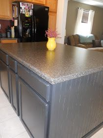 My Adventures in Treasure Hunting: DIY Kitchen Island project