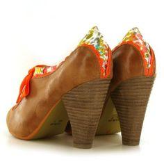 Irregular Choice Backlash Womens Shoes
