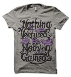 Perception Apparel — Nothing Ventured Nothing Gained