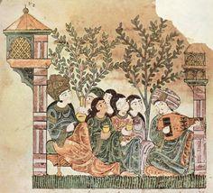 Hadîth Bayâd wa Riyâd. Siglo XIII