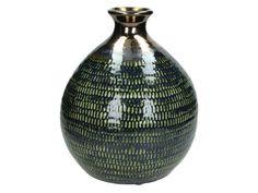 Produktinformationen  · Keramik · grün Green Colors, Bunt, Indoor, Inspiration, World, Table, Design, Flowers, Home Decor