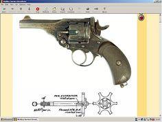 webley mark II revolver