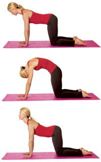 1000 images about upper back stretches on pinterest