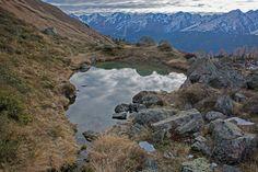 Der Lichtsee oberhalb von Kappl/Durrich
