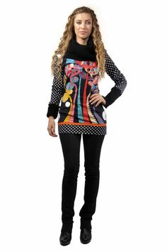 29041-CT Savage Culture Tunic Megan, canada