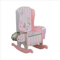 Teamson Kids Potty Chair – Bouquet Room Collection   - Click image twice for more info - See a larger selction  of  baby potty training at   http://zbabybaby.com/category/baby-categories/baby-potty-training/ - gift ideas, baby , baby shower gift ideas, kids, toddler « zBabyBaby.com