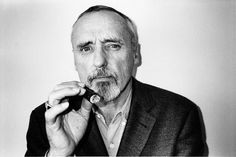 """""""Like all artists I want to cheat death a little and contribute something to the next generation."""" - Dennis Hopper"""