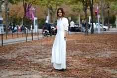 Céline dress and Prada sunglasses Image credit:Adam Katz Sinding of Le 21ème