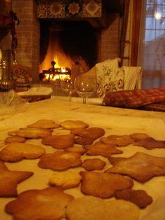 sweet homemade cinnamon biscuits