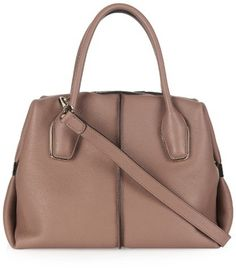 Tod's D-bow leather tote bag