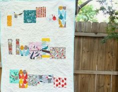 Tutorial: Charley Harper Baby Quilt {by Beth of Plum and June}