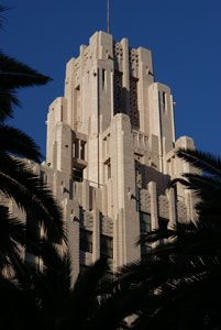 Los Angeles Heritage Alliance: Art Deco Architecture in Los Angeles