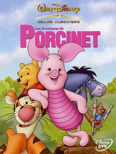 Piglet's Big Movie FULL MOVIE Streaming Online in Video Quality Dvd Disney, Disney Movies To Watch, Disney Animated Movies, Disney Films, Walt Disney Pictures, Disney Images, Movie Pi, Piglet, Pooh Bear