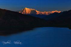 Nanga Barbat(Nacked Mountain)8126m