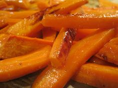 Full Belly Sisters: Honey Roasted Carrots