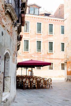 Flittertage in Venedig