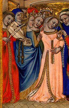 Bologna marriage women - 1300–1400 in European fashion - Wikipedia, the free encyclopedia