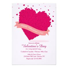 275 Best Valentine S Day Party Invitations Images Party