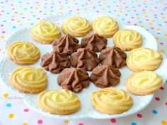 Copycat Jenny's Bakery Butter Cookies