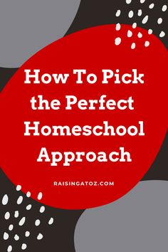 How do you pick a homeschool approach? Here are some tips, tricks and steps for picking the perfect homeschool approach for your family. Share The Love, Your Family, Kids House, Raising, Homeschooling, Corner, Parenting, Group, Lifestyle