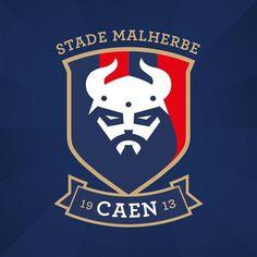 Championnat de France/Ligue 1: Best performance: 5th (1991–92) Championnat de France de Division 2/Ligue 2 (2): Champion: 1995–96, 2009–10 Runners-up: 1986–87* (group A), 1987–88* (group B), 2003–04*, 2006–07* Coupe de France: Best performance: Semi-finals (2017–18) Coupe de la Ligue: Final: 2004–05 Division 3 (2): Champion : 1975, 1980 (groupe Ouest) Nouveau Logo, Team Logo Design, Brand Design, Football Mexicano, Soccer Logo, Caen, Crest Logo, Sports Uniforms, Bear Logo