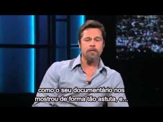 Brad Pitt and Bill Maher on religion. This was brilliant. If you follow a religion that should be respected and if somebody doesn't that should be accepted and respected as well. Never force another to do or believe what you do thats not right. You dont have to agree but just practice and live what you believe in peace.