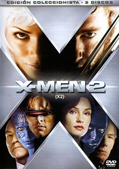 X-Men 2 X2 (DVD CÒMIC XME)