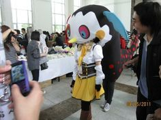 awesome Magic Girl cosplay!! :) madoka magica. Mami Tomoe. Puella Magi