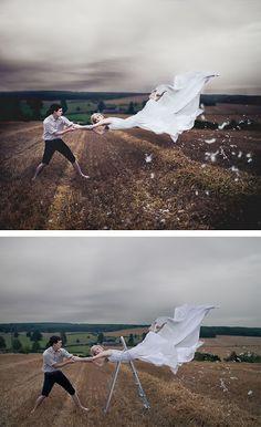 10 imagenes que revelan la verdad acerca de la fotografía. | Quiero más diseño