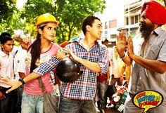 Imran Khan and Katrina Kaif for : Mere Brother Ki Dulhan !