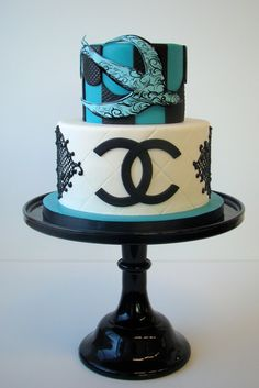 High Fashion Birthday Cake (The Butter End Cakery)