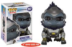 Funko Pop! Overwatch: Winston - The Mighty Collector