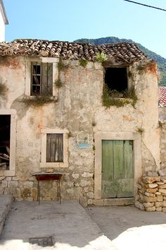 Croatia, Peljesac peninsula, Old House-Ston by johnb10175, via Flickr