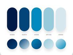 Dopely Colors by Mehdi Khodamoradi Flat Color Palette, Color Palette Challenge, Colour Pallette, Pantone Colour Palettes, Pantone Color, Color Patterns, Color Schemes, Crea Design, Color Psychology