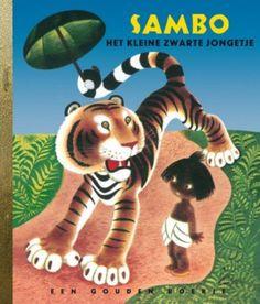 Sambo-het-kleine-zwarte-jongetje - helen-bannerman - Gustaf Tenggren