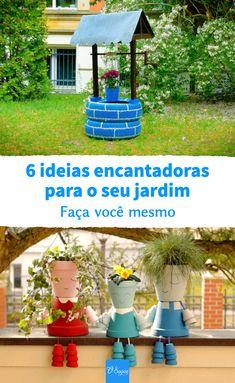 Diy And Crafts, Outdoor Decor, Plants, Instagram, Home Decor, Gardening, Facebook, Photo Craft, Tires Ideas