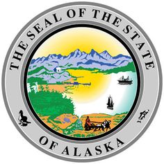 Alaska state seal - click to see all state seals