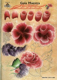 REVISTA DONNA GUIA MAESTRA - Rosane Al - Álbuns da web do Picasa