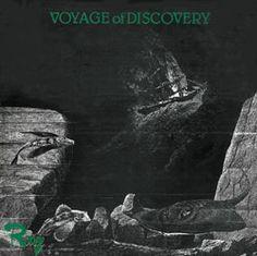 VOYAGE OF DISCOVERY RMSLP 137 - De Wolfe Production Music #AlbumArtwork #CoverArt #ProductionMusic #deWolfeMusic #Art #LP #Vinyl
